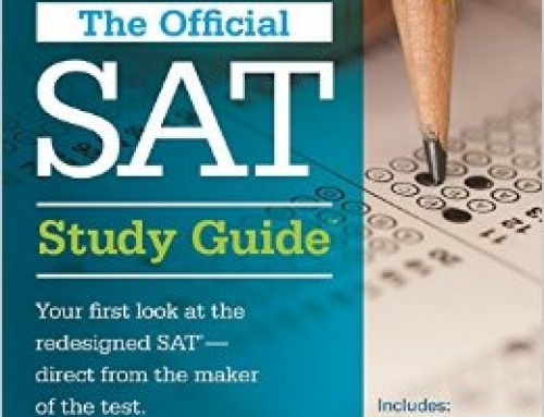 Step-by-Step Math Video Solution Guide to the New Official SAT Study Guide Textbook