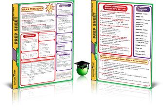 GRE Formula Prep Sheet - MATH - VERBAL