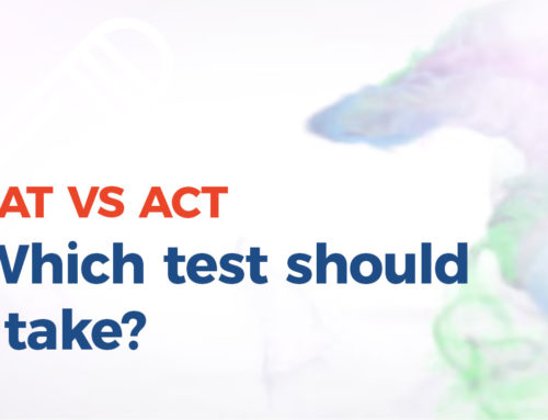 SAT vs ACT – Which Test Should I Take?