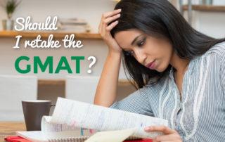 Should I retake the GMAT?